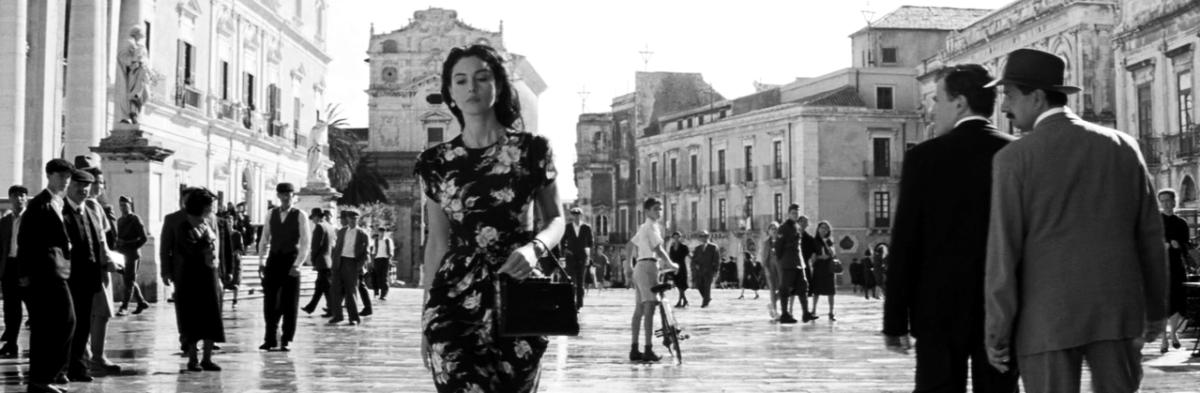Malena, de Giuseppe Tornatore, beleza, paixão e tirania.